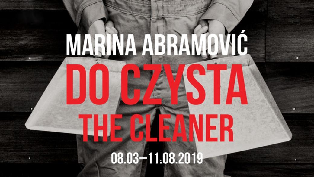 """""""Do czysta"""" - wystawa retrospektywna Mariny Abramović w Toruniu"""