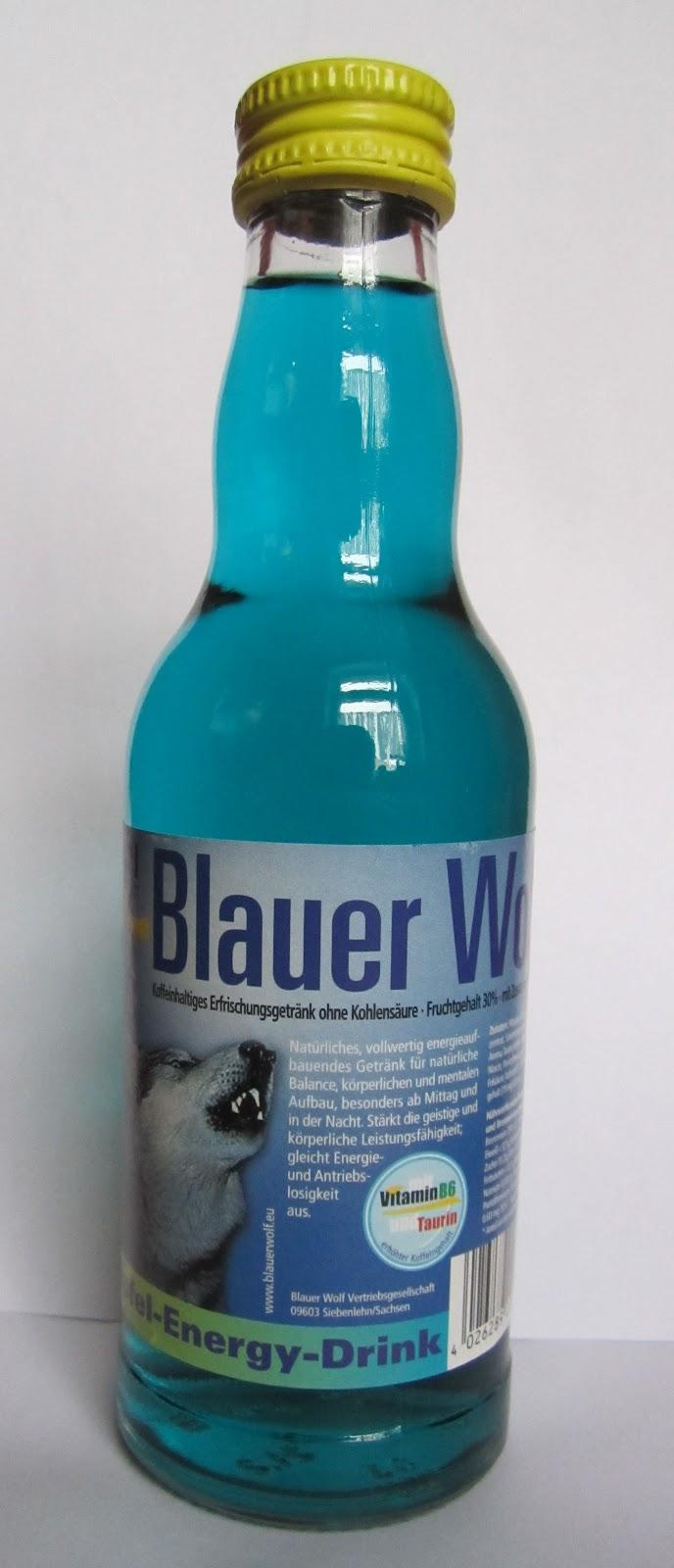 Energy Plattform: Blauer Wolf