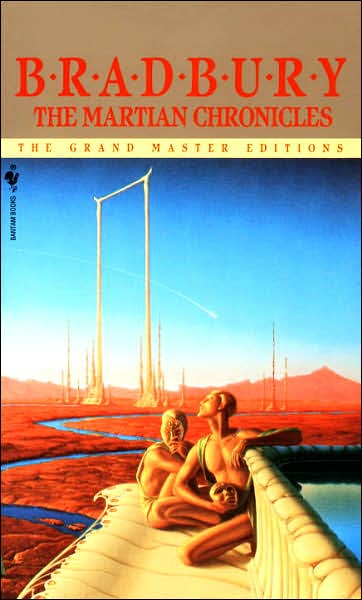 space travel and colonization in the marian chronicles by ray bradbury