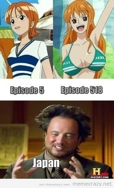 Spoiler]Shonen Series Without fanservice, and sexis towards girls