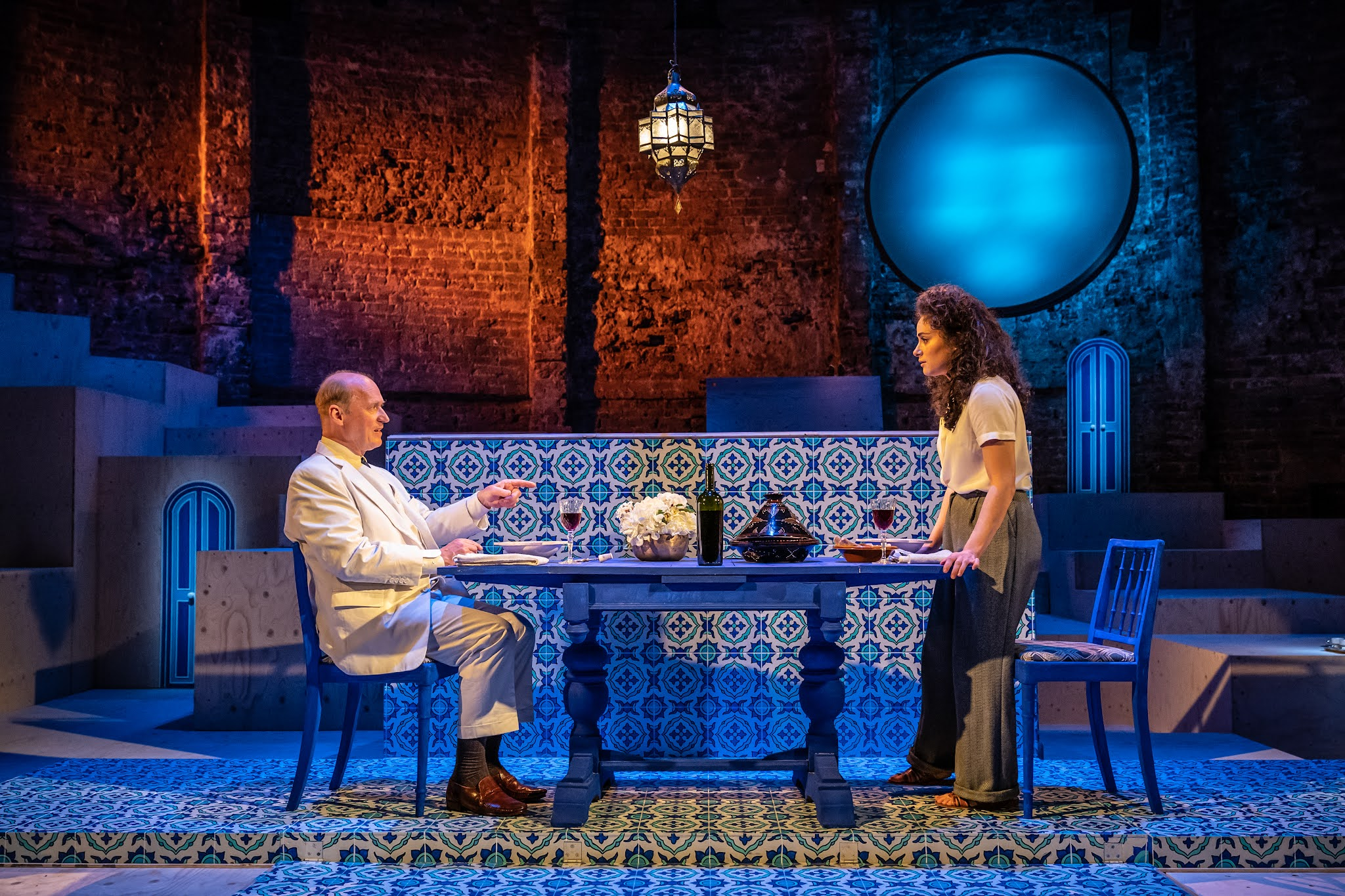 Review: Once Upon A Time in Nazi Occupied Tunisia at the Almeida Theatre, London ★★★★☆