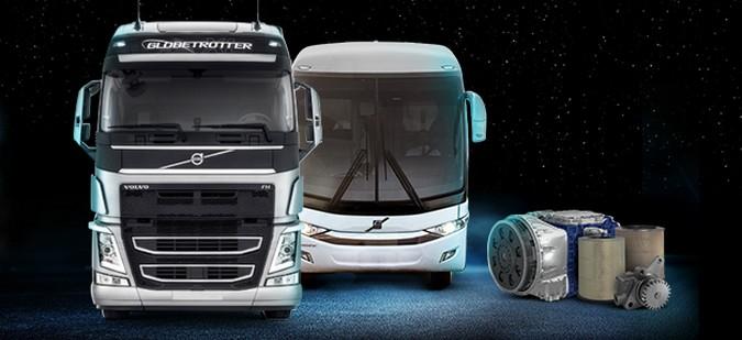 Black Week Volvo traz condições especiais em peças genuínas
