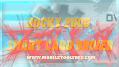 Rocky 2000 Driver For MX Key