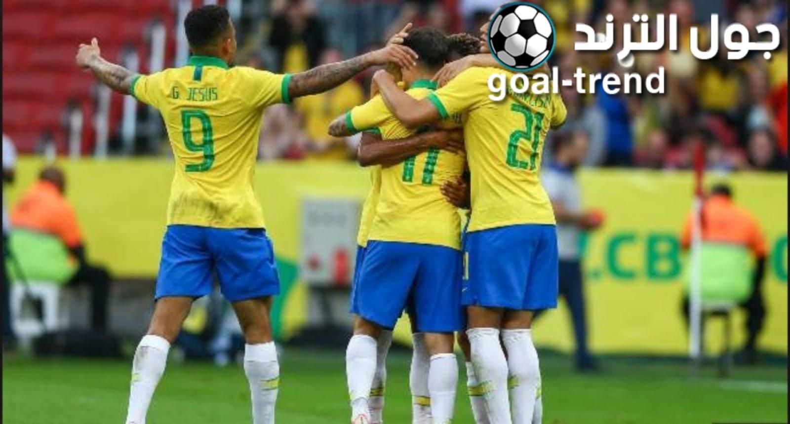 نتيجة مواجهة البرازيل وفانزويلا في كوبا امريكا 2019