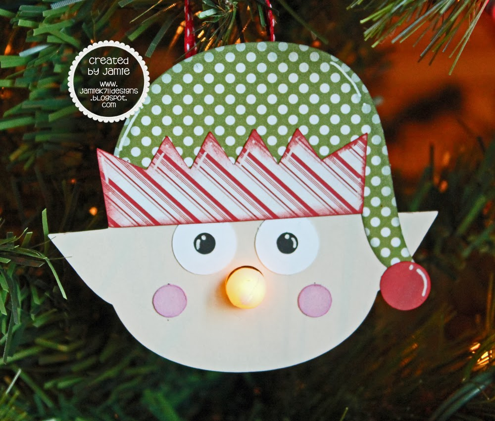 Svg Cutting Files Christmas Tea Light Ornaments