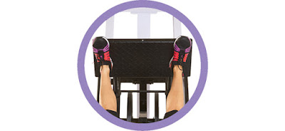 women's health - LEG PRESS