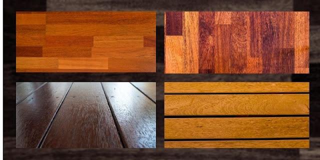 mengenal lantai kayu merbau