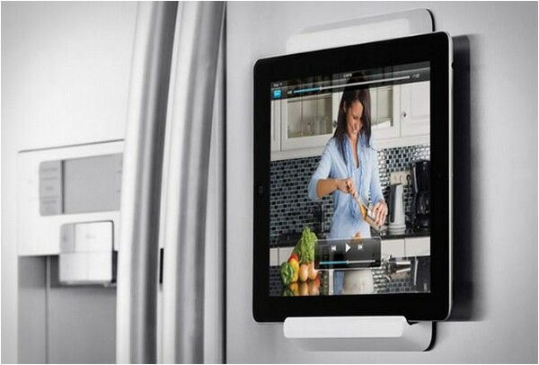 iPad 2 Fridge Mount