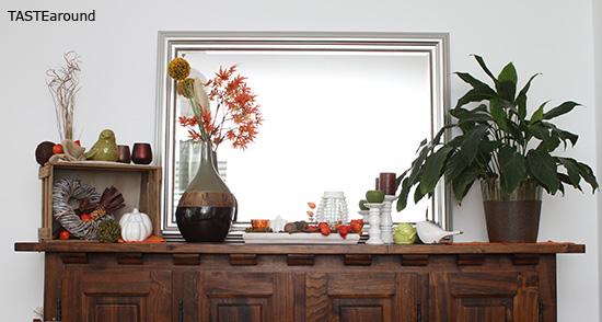 taste around herbstdeko tipps zum dekorieren und fotographieren. Black Bedroom Furniture Sets. Home Design Ideas