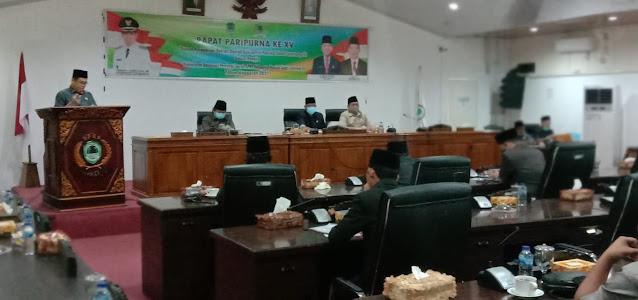 Paripurna Kabupaten Pali