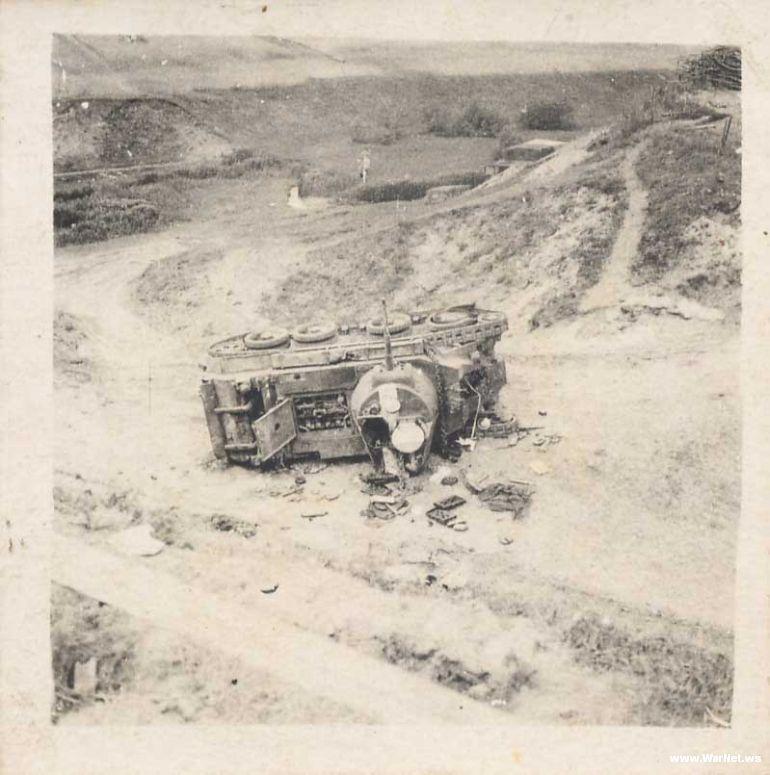 Foto-Foto Dari Perang Dunia II Yang Diambil Oleh Tentara