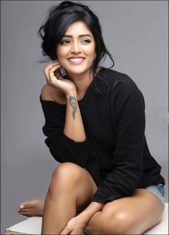Actress  Eesha Rebba    Glam Photoshoot