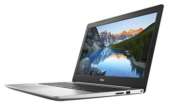 Dell Inspiron 5575 (Best Laptop Under ₹50,000)