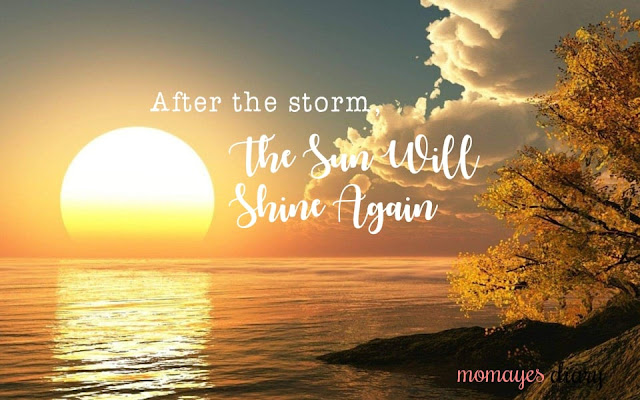 After the Storm, The Sun Sill Shine Again