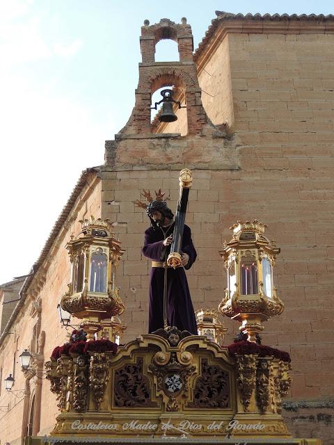 Crónica de Semana Santa: Nazareno de Infantes