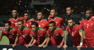 Daftar Pemain Timnas Indoneaia Lawan Suriah dan Guyana
