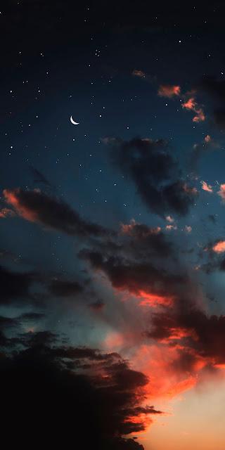 Màn đêm đẹp huyền ảo
