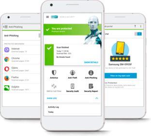 eset mobile security anivirus terbaik untuk android