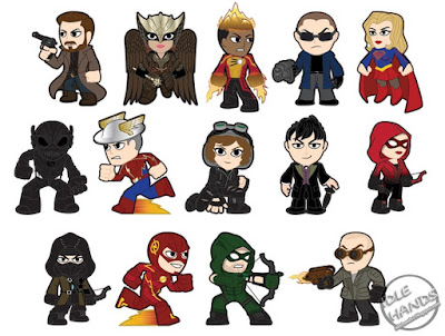 Toy Fair 2017 Funko DC Comics TC Mystery Minis