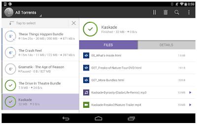 BitTorrent Pro - v6.0.9 Latest Mod Apk For Torrent Files Download