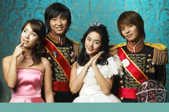 Download Drama Korea Princess Hours Batch Subtitle Indonesia