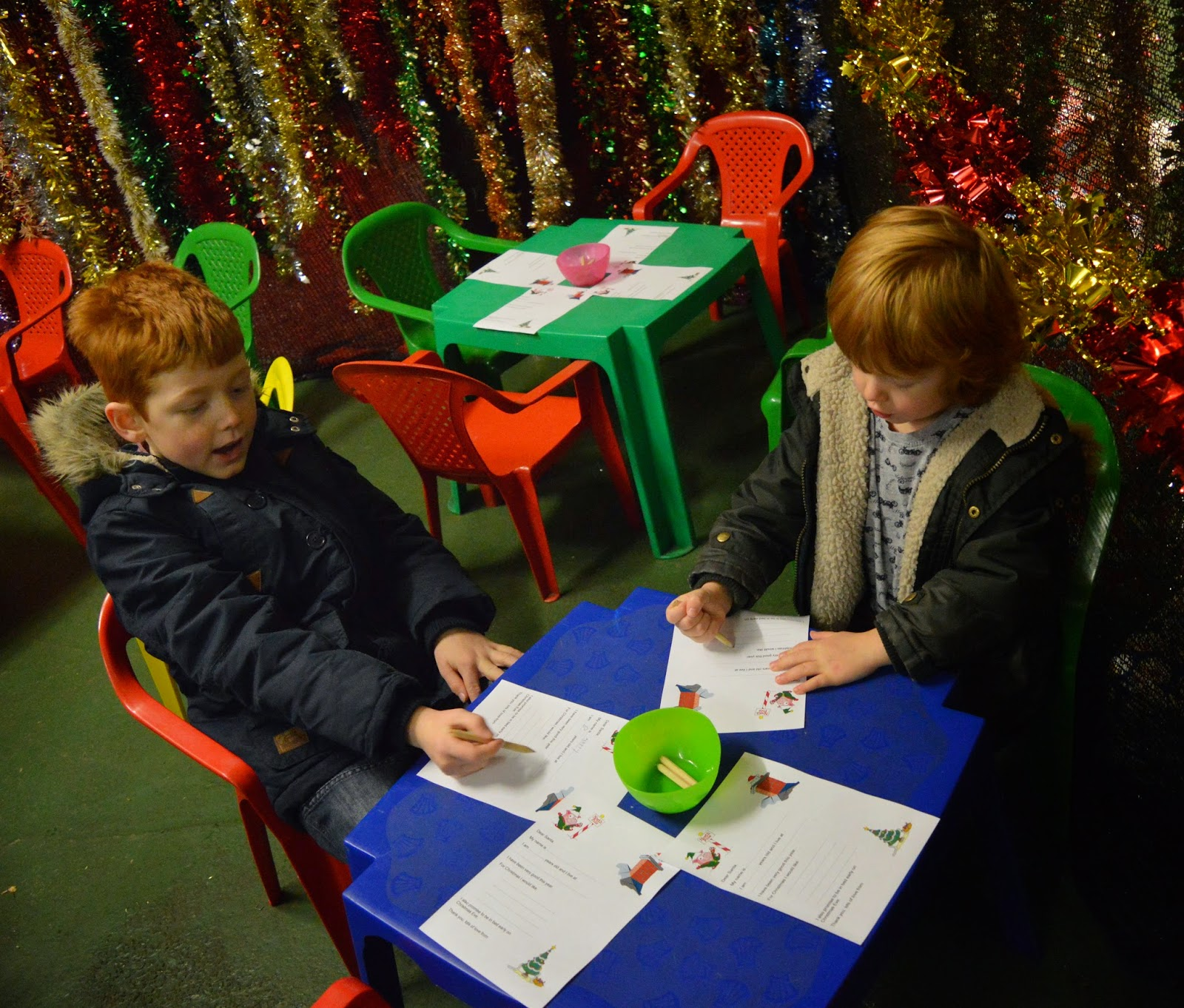 Santa's Christmas Cracker at Whitehouse Farm | A Review