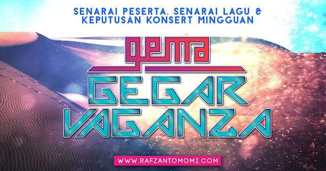 Video Gema Gegar Vaganza 2017 Minggu 3 Full Online