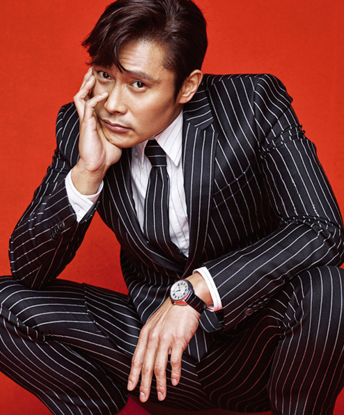 from Amir lee byung hun nude photo