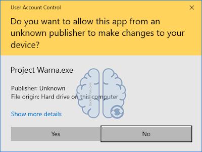 Menjalankan Program Sebagai Administrator Secara Otomatis Di Windows
