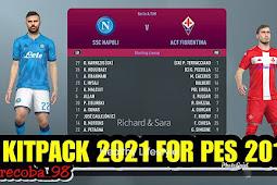 Kitpack Season 2020/2021 - PES 2019