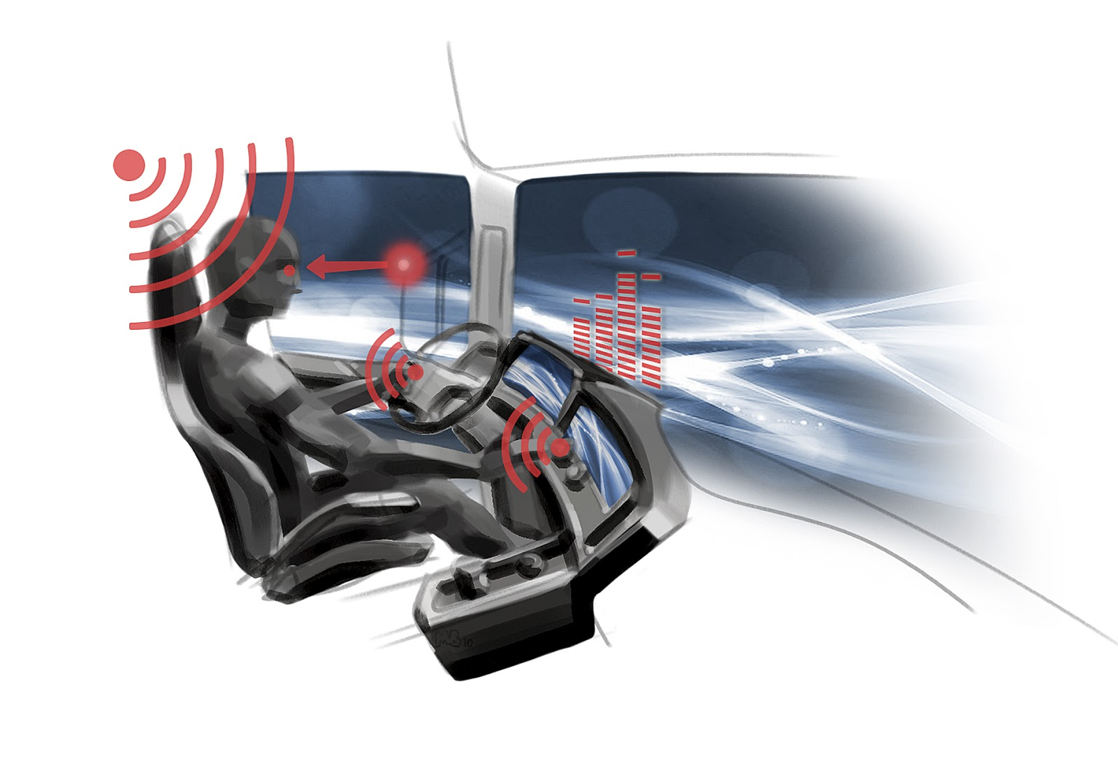 Тест-драйв Ford Kuga: против течения дороже будет 505