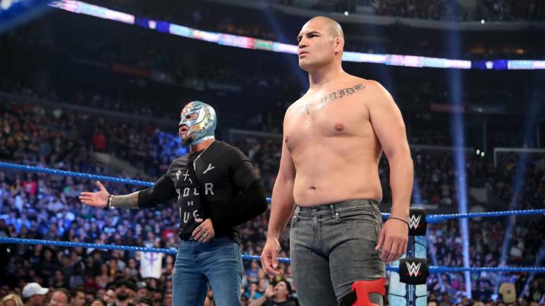 Cain Velasquez foi liberado pela WWE, segundo Dave Meltzer