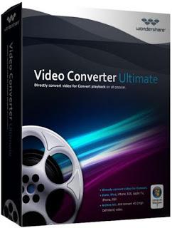 أقوى برنامج لتحويل صيغ الفيديو والأوديو مع مميزات عديدة WondershareVideo Converter Ultimate 10.1.0.133
