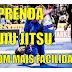Aprenda jiu jitsu com mais facilidade