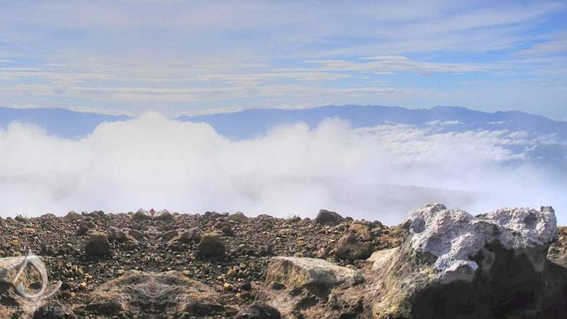Profil Gunung Bepagut