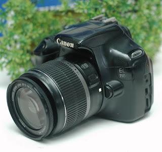 Canon eos 1100d Bekas