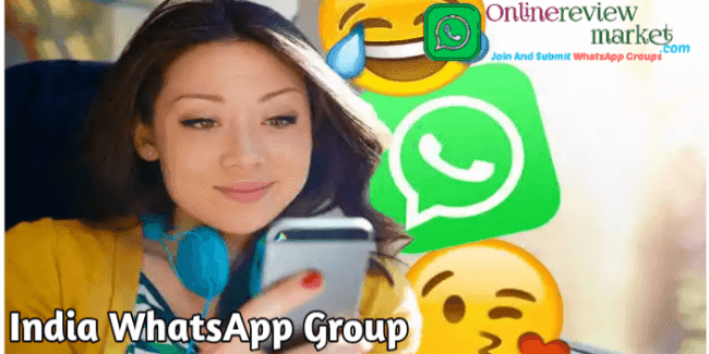 Indian WhatsApp Group Link | Latest Indian WhatsApp Group : onlinereviewmarket.com