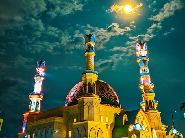 Untuk Corona: Semoga Hilang Setelah Bulan Suci Ramadhan Tiba, Amiin.. Aamiin...