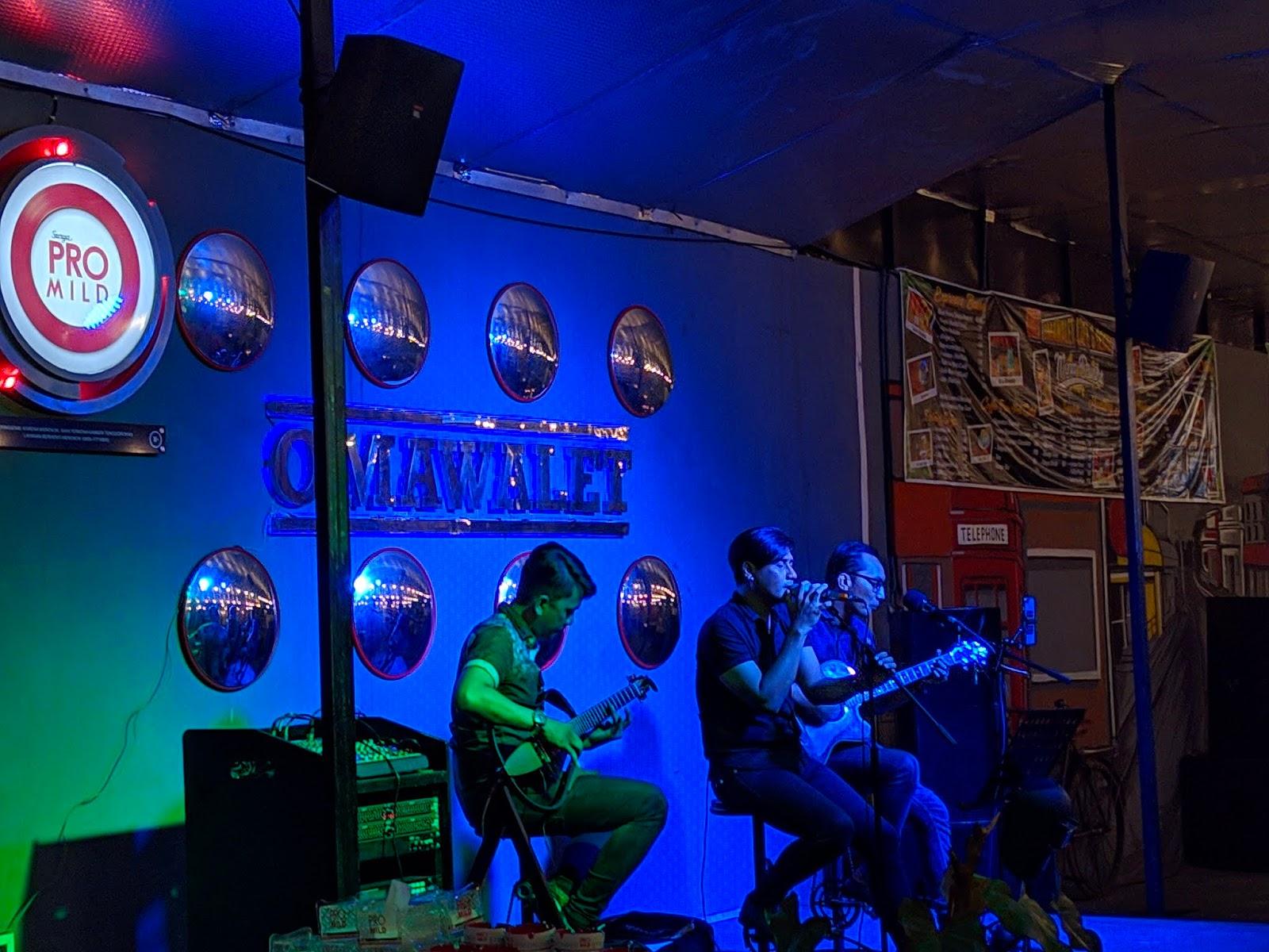 Live Music Omawalet Kediri