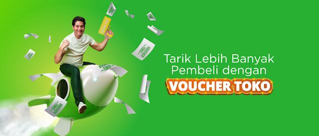 Seller Voucher Toko Tokopedia