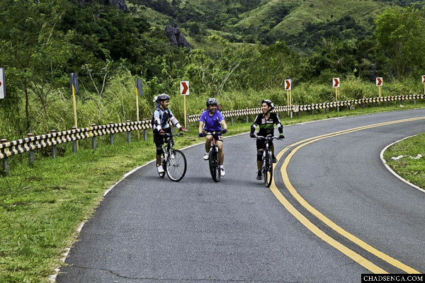 Bike Challenge: The Sierra Madre Experience
