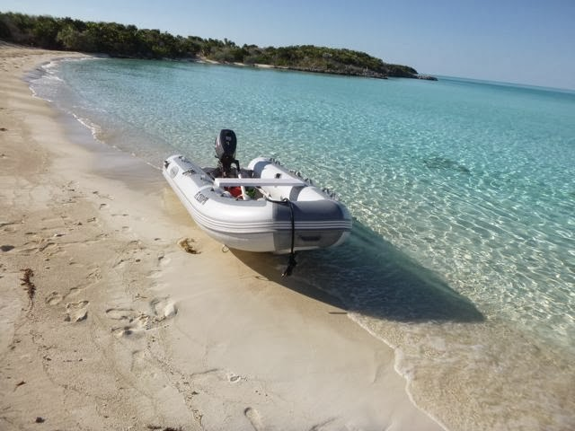 cruising destination warderick wells exuma bahamas