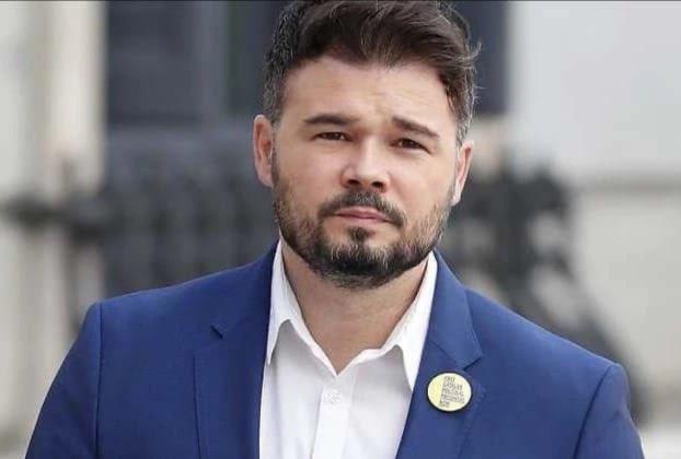 Gabriel Rufián ERC