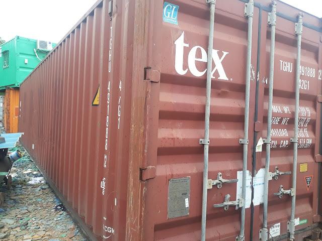 mua bán container ở đồng tháp