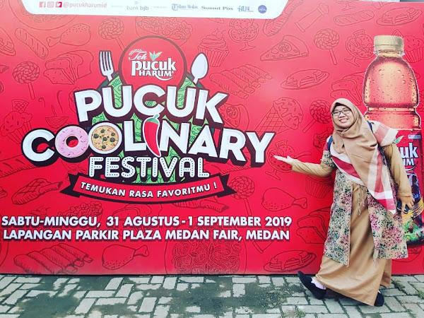 Pucuk Coolinary Festival 2019 Manjakan Puluhan Ribu Lidah Orang Medan