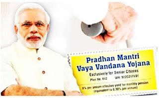 Pradhan Mantri Vaya Vandana Yojana 2020 New Pension Scheme