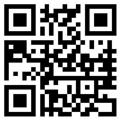Scan this barcode to find our website