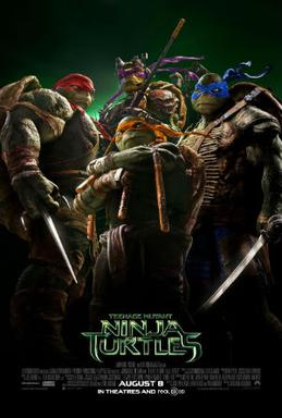 Teenage Mutant Ninja Turtles 2014 Movie Download HD Online