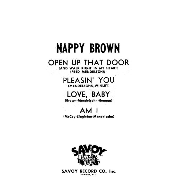 36a4e3e14 ENTRE MUSICA  JANIS MARTIN - NAPPY BROWN - THE WHO (3 EPs)