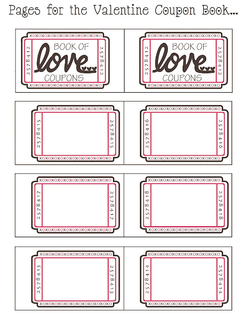 Mommy by day crafter by night free printable valentine for Love coupon template for word